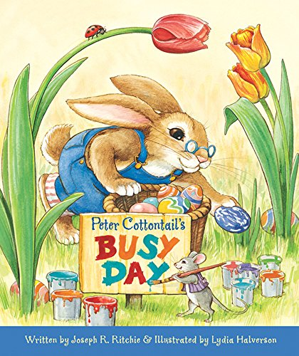9780824918422: Peter Cottontail's Busy Day