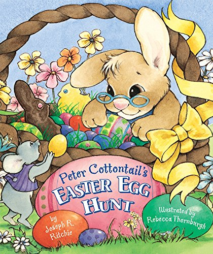 9780824918804: Peter Cottontail's Easter Egg Hunt