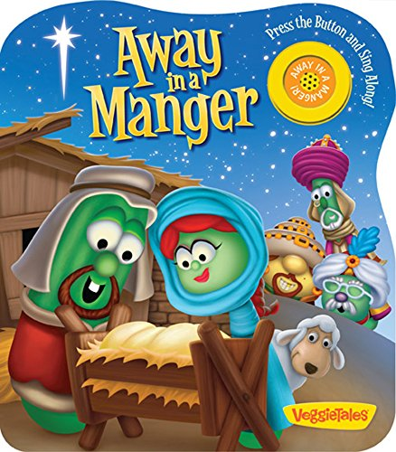 9780824918828: Away in a Manger (A VeggieTales Book)