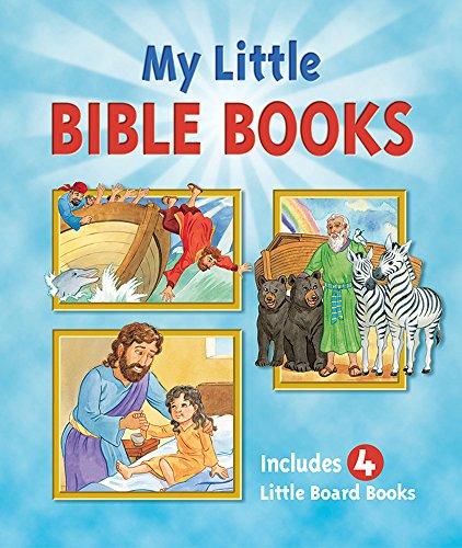 9780824918989: My Little Bible Books Box Set (The Story of ...)