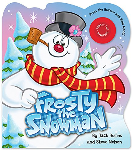9780824919108: Frosty the Snowman (with music button)