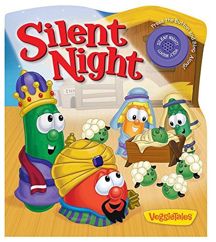 9780824919344: Silent Night (A VeggieTales Book) (VeggieTales (Candy Cane Press))