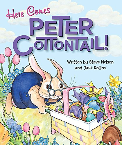 9780824919481: Here Comes Peter Cottontail BB