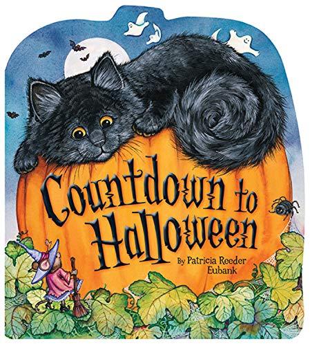 Countdown to Halloween: Patricia Reeder Eubank; Patti Reeder Eubank