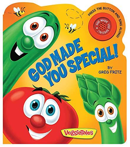 9780824919757: God Made You Special! (VeggieTales)