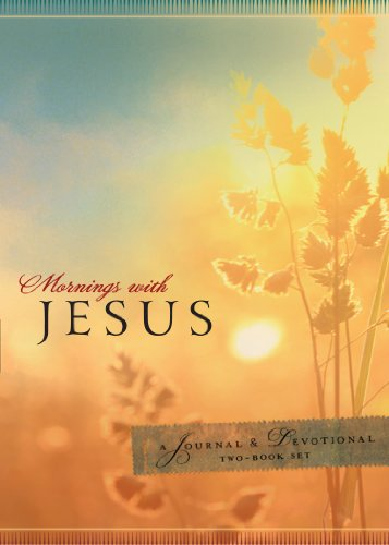 9780824931872: Mornings with Jesus Devotional and Journal 2 Pack