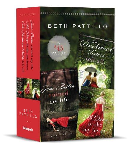 9780824932541: Jane Austen Three-Book Box Set (Jane Austen Ruined My Life, Mr. Darcy Broke My Heart, The Dashwood Sisters Tell All) (Jane Austin)