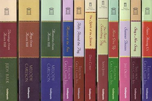 9780824940164: Tales From Grace Chapel Inn: 16 Book Set (#4, 6, 8, 9, 12, 13, 15, 20, 21, 31, 36, 37, 39, 42, 47, 48)