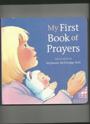 9780824941215: My First Book of Prayers