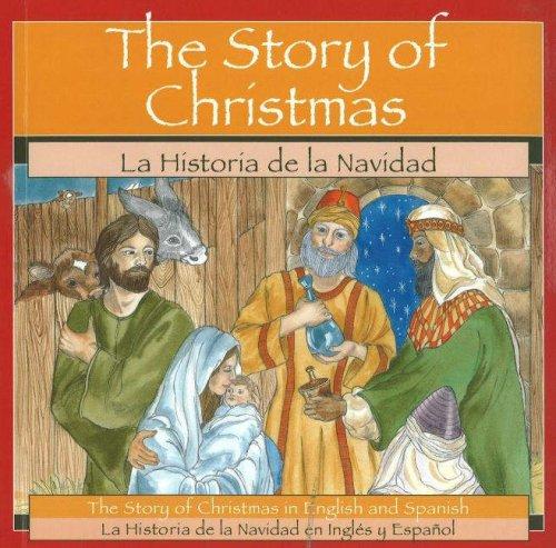 Christmas History In English.9780824941345 Story Of Christmas Bilingual English And