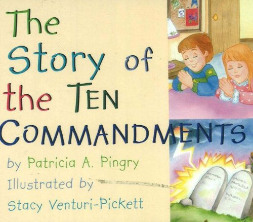 9780824941659: The Story of the Ten Commandments