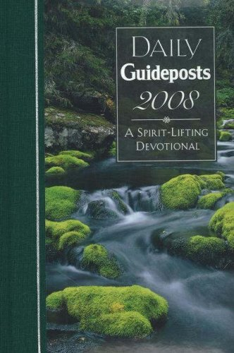 9780824947224: Daily Guideposts 2008