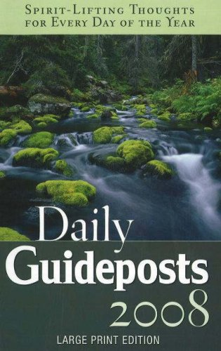 9780824947231: Daily Guideposts 2008