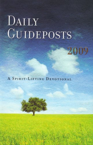 9780824947385: Daily Guideposts 2009