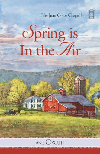 9780824947590: Spring is in the Air (Tales from Grace Chapel Inn Series #10)