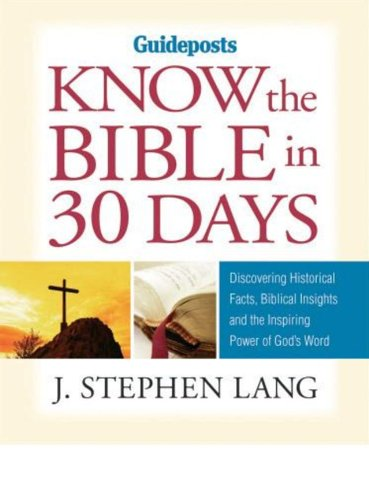 9780824948061: Know the Bible in 30 Days