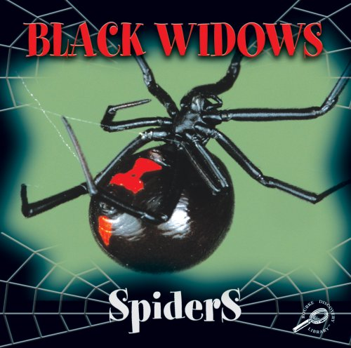 9780824951412: Black Widows (Spiders Discovery Library)