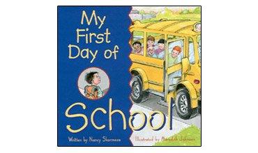 9780824953041 My First Day Of School Abebooks P K Hallinan
