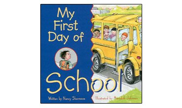 9780824953041: My First Day of School