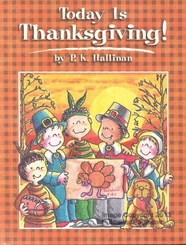9780824953256: Today is Thanksgiving!