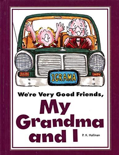 9780824953799: We're Very Good Friends, My Grandma and I