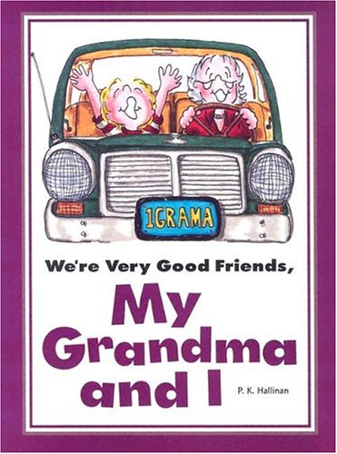 9780824953805: We're Very Good Friends, My Grandma and I