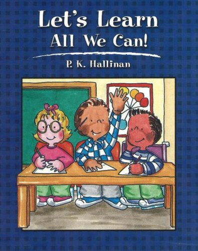 Let's Learn All We Can (9780824954499) by P. K. Hallinan