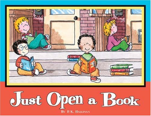 9780824954901: Just Open a Book (Flip Over Picture Books)