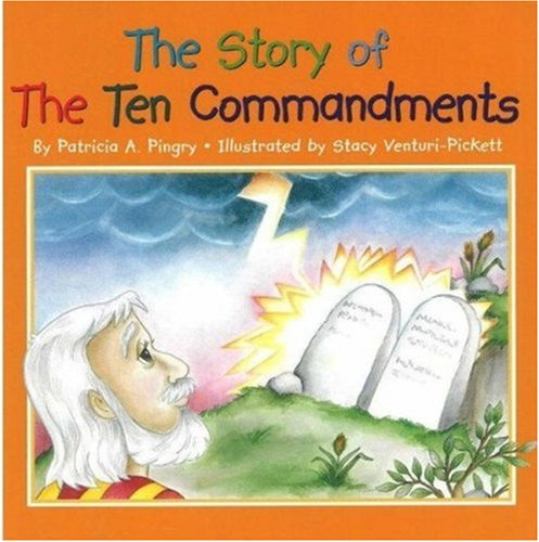 9780824955540: The Story of the Ten Commandments