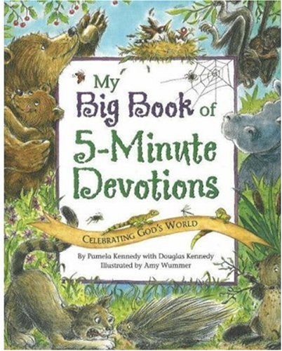 9780824955564: My Big Book of 5-minute Devotions