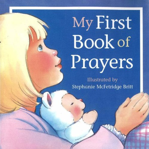 9780824955700: My First Book of Prayers