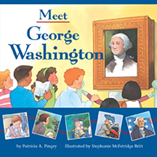 9780824956127: Meet George Washington