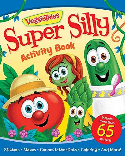 9780824956721: VeggieTales Super Silly Activity Book