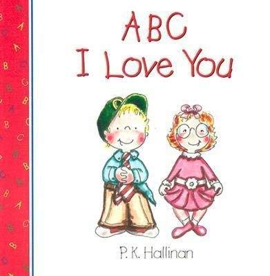ABC I Love You: P.K. Hallinan