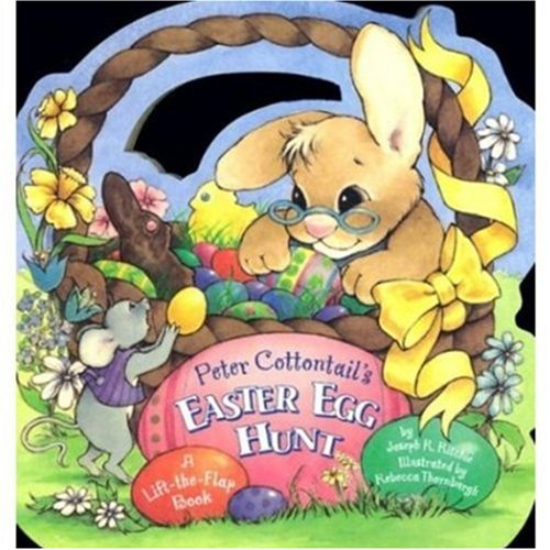 9780824965228: Peter Cottontail's Easter Egg Hunt