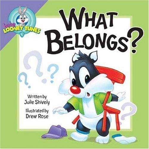 9780824965617: What Belongs? (Baby Looney Toons)