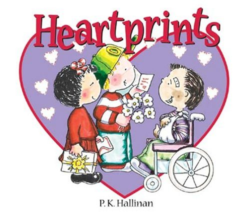 9780824965648: Heartprints (board book edition)