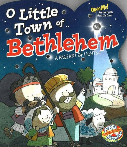 9780824965662: O Little Town of Bethlehem: A Pageant of Lights