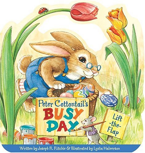 9780824965716: Peter Cottontail's Busy Day