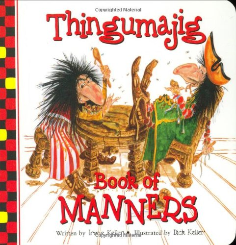 9780824965907: Thingumajig Book of Manners