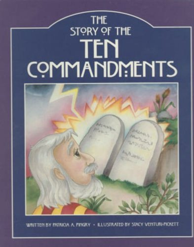 9780824966355: The Story of the Ten Commandments