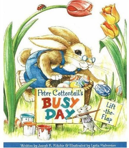 9780824966522: Peter Cottontail's Busy Day