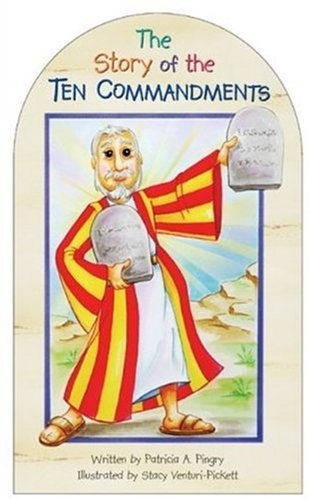 9780824966560: The Story of the Ten Commandments