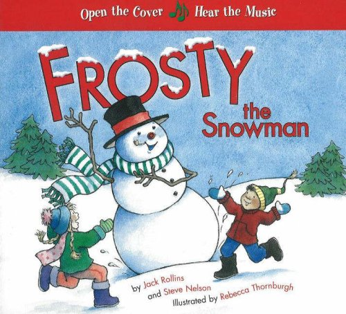 9780824966713: Frosty the Snowman: A Musical Book