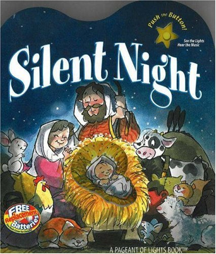9780824966805: Silent Night: A Light and Sound Book