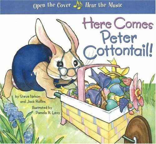 9780824966904: Here Comes Peter Cottontail: Open the Cover, Hear the Music