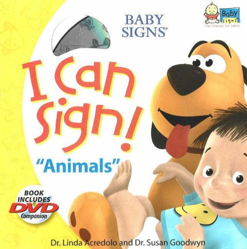 9780824967093: I Can Sign! Animals