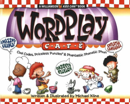 9780824967734: Wordplay Cafe: Cool Codes, Priceless Puzzles and Phantastic Phonetic Phun