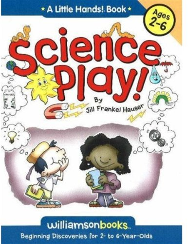 9780824967994: Science Play (Little Hands!)(ages 2-6)