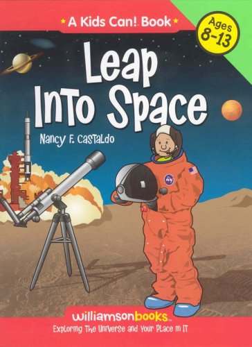 Leap Into Space (Kids Can!): Castaldo; Nancy